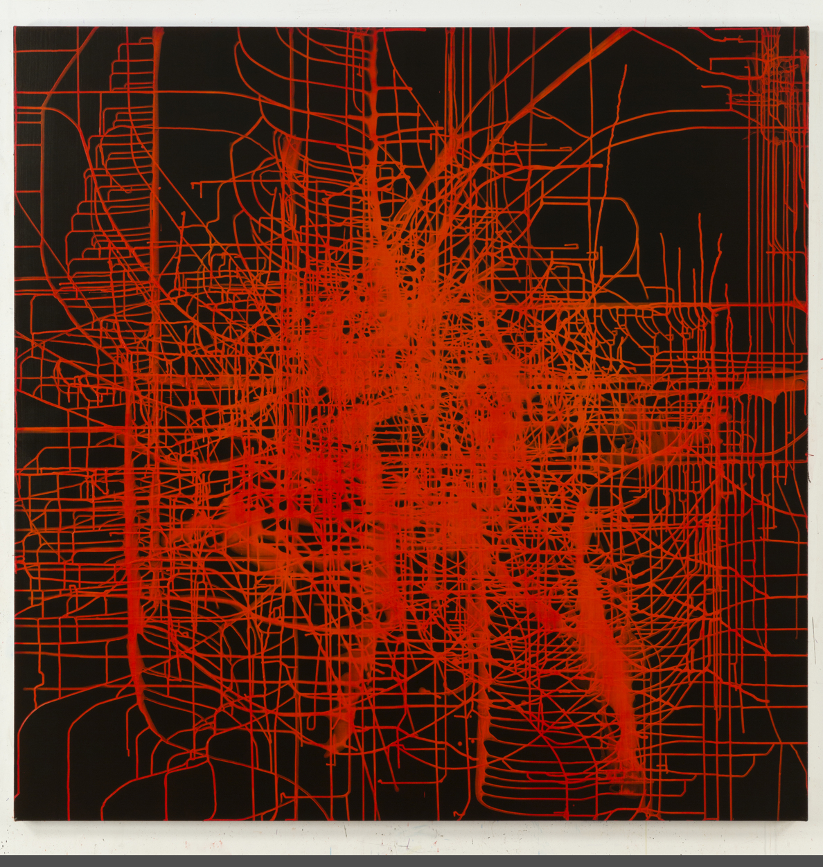 2016-COLD-STAR-II-2016-acrylic-and-oil-on-canvas-168-x-168-cm-1