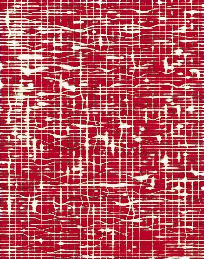 Universe II (Red), 2015 | archival pigment print, 106x88cm