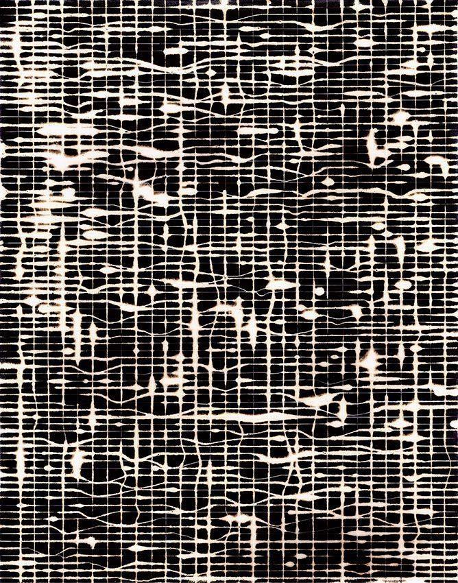 Universe IV (Black), 2015 | archival pigment print, 106x88cm